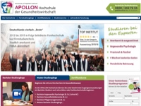 Apollon Hochschule Ernährungsberater Ausbildung